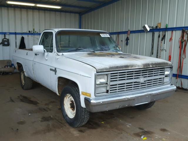1984 Chevrolet C20 For Sale Co Colorado Springs Wed