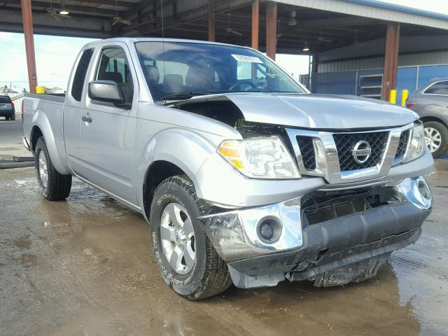 Auto Auction Ended On Vin 1n6ad06u69c423287 2009 Nissan Frontier K
