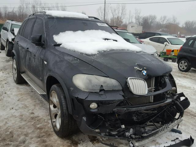 Auto Auction Ended on VIN: 4USFE83597LY66283 2007 BMW X5 4.8I in MI ...