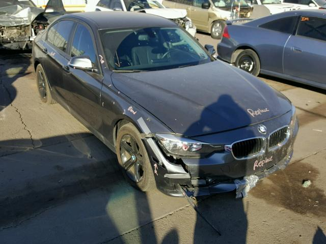 Auto Auction Ended On VIN WBAAGENP BMW I In AZ - 2014 328 bmw