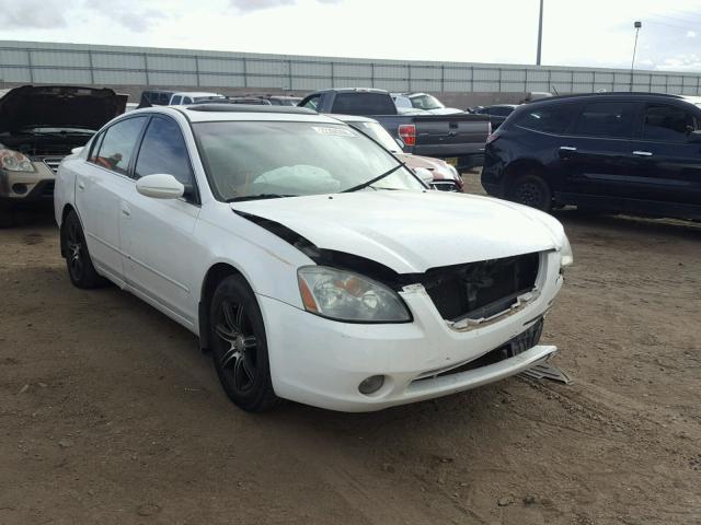 1n4bl11e42c150135 2002 White Nissan Altima Se On Sale In Nm