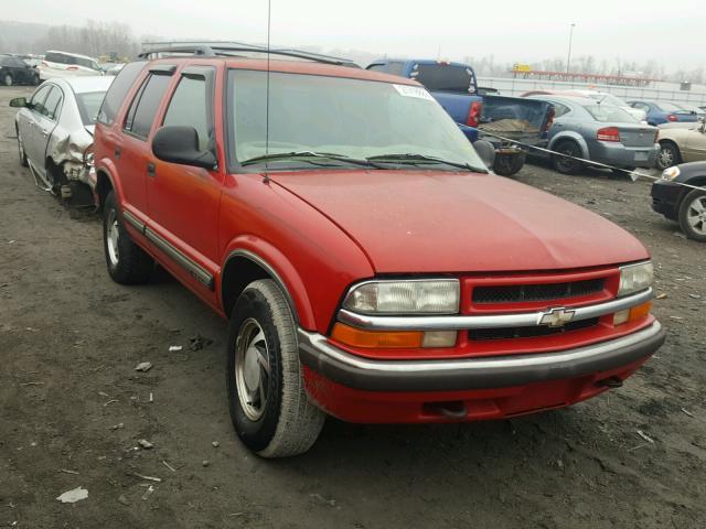 1998 Chevrolet Blazer 4 3l