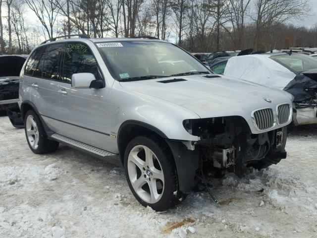 Auto Auction Ended on VIN: 5UXFB93572LN78368 2002 BMW X5 4.6IS in MA ...