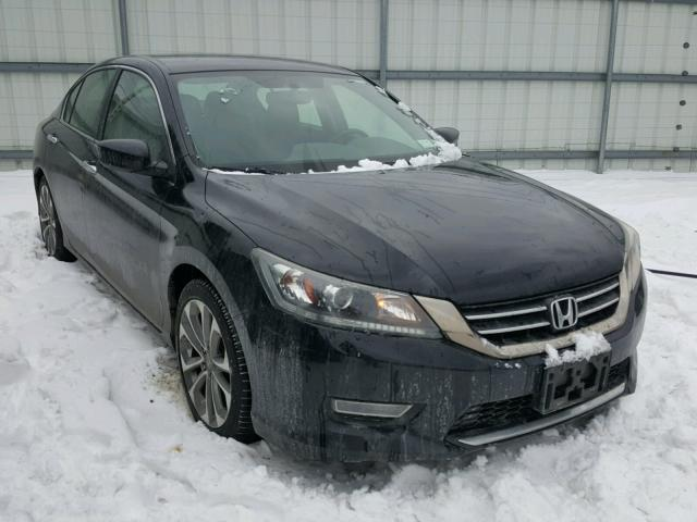 2013 honda accord sport for sale ny albany salvage. Black Bedroom Furniture Sets. Home Design Ideas