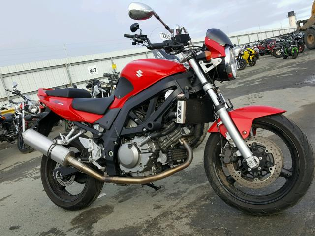 Auto Auction Ended on VIN: JS1VP53A462103772 2006 SUZUKI SV650 in CA ...