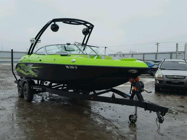 Salvage 2015 Gekk REVO 6.7 for sale