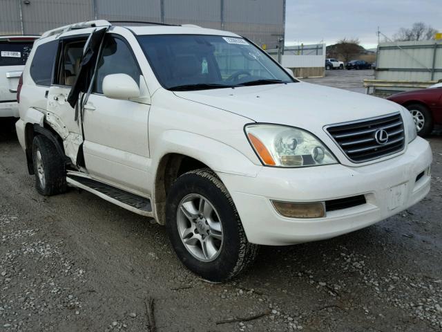 Auto Auction Ended on VIN: JTJBT20X160116046 2006 LEXUS GX 470 in KY ...