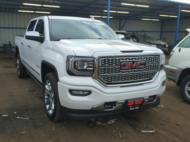 2017 GMC SIERRA K15 6.2L