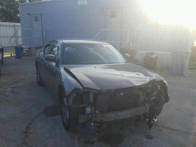 Salvage 2010 DODGE CHARGER - Small image. Lot 22087108