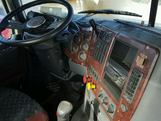 2015 MACK 600 CHU600 12.7L
