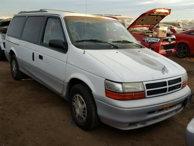 1995 DODGE GRAND CARA 3.8L