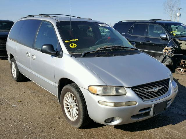 2000 Chrysler Town & Country for sale in Kansas City, KS