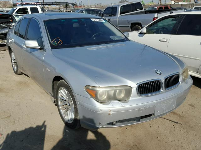 Auto Auction Ended On VIN WBAGLDP BMW I In CA - 745 i bmw