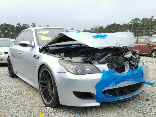 Auto Auction Ended on VIN: WBSNB93567CX07813 2007 BMW M5 in GA ...