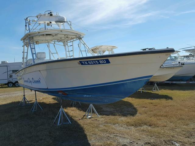 Salvage 1987 Avad BOAT for sale