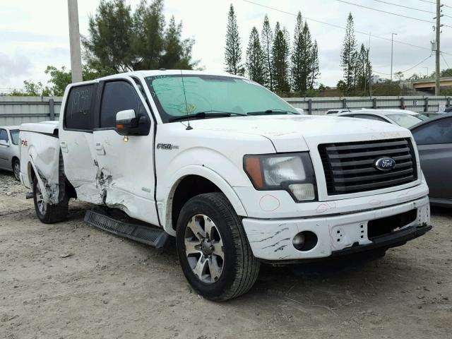 Salvage 2011 FORD F150 SUPER - Small image. Lot 22025598