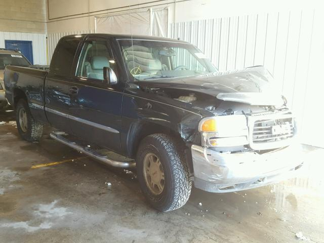 2001 GMC NEW SIERRA 5.3L