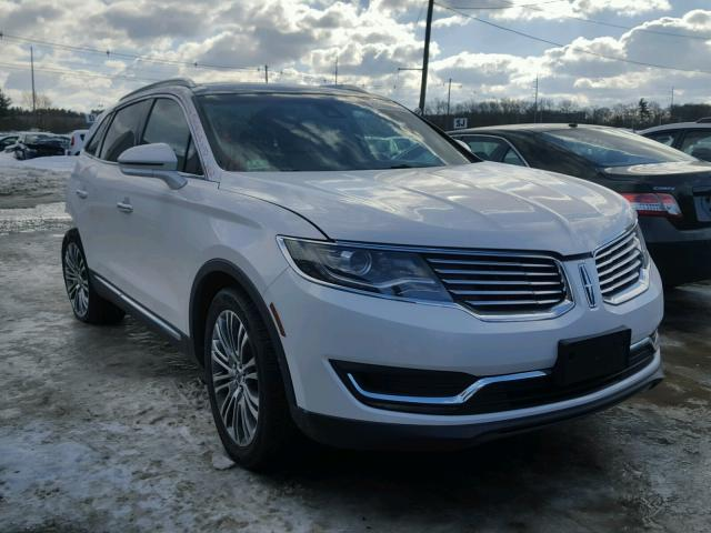 Auto auction ended on vin 1lnhm87a11y681143 2001 lincoln ls in tx 2017 lincoln mkx reserv 37l sciox Gallery