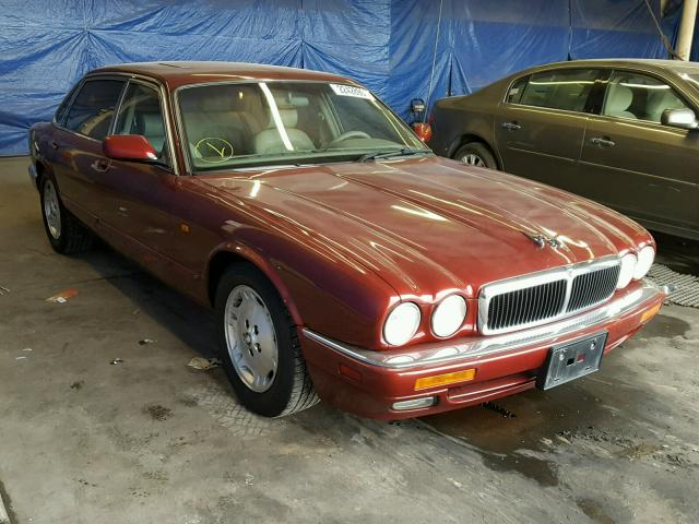 1997 JAGUAR XJ6 L For Sale | TX   EL PASO   Salvage Cars   Copart USA