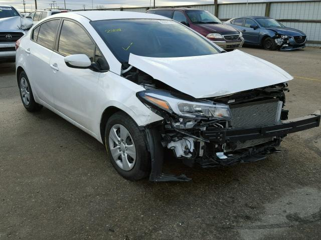 Auto Auction Ended on VIN: 3KPFL4A74HE105115 2017 Kia ...
