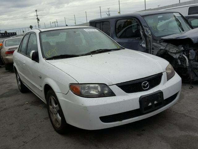 Auto Auction Ended on VIN: JM1BJ225821627911 2002 MAZDA PROTEGE DX