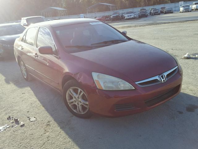 2006 HONDA ACCORD SE 2.4L