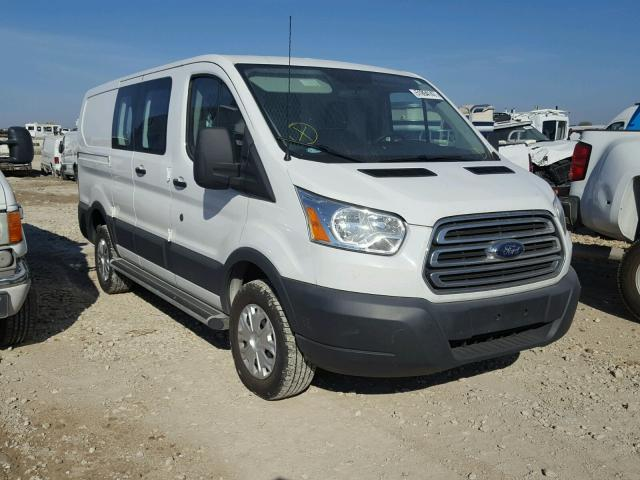 2015 ford transit t 250 for sale tx dallas salvage cars copart usa. Black Bedroom Furniture Sets. Home Design Ideas