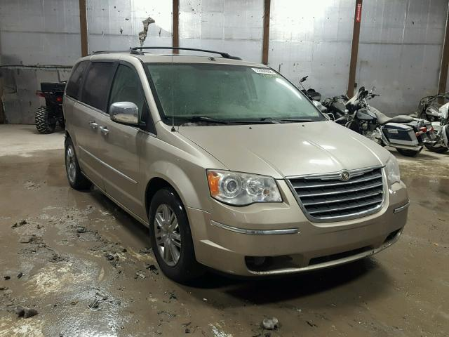 2008 CHRYSLER TOWN & COU 4.0L