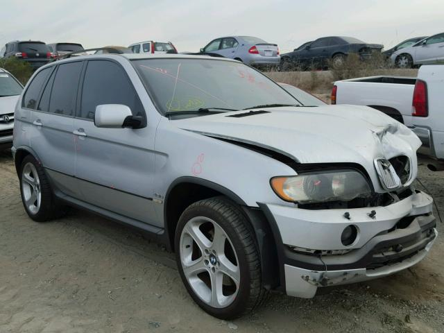 Auto Auction Ended on VIN: 5UXFB93552LN79552 2002 BMW X5 4.6IS in CA ...