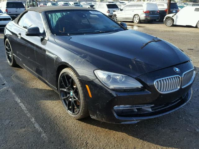 Auto Auction Ended On VIN WBALZCCDL BMW I In CA - 650 bmw 2012