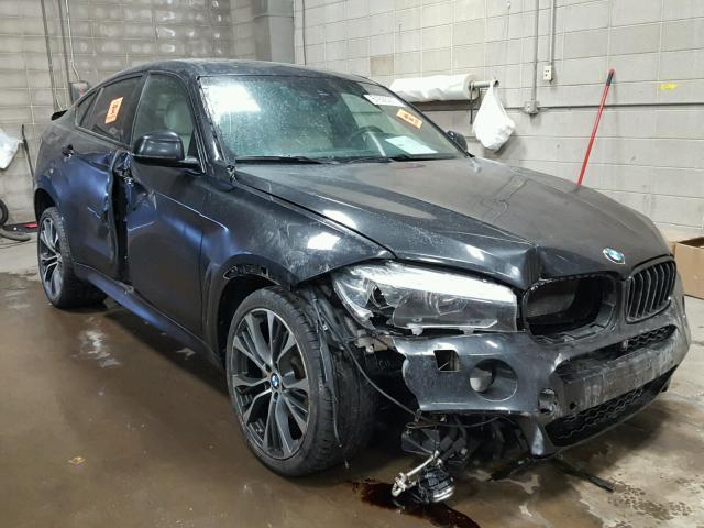 2015 Bmw X6 Xdrive50i For Sale Mn Minneapolis