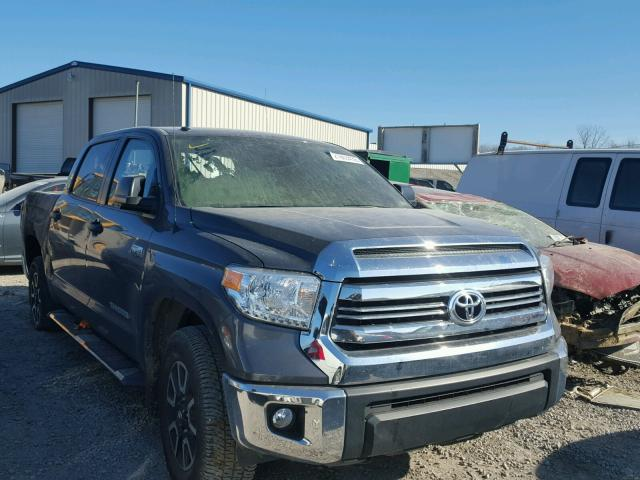 Toyota Dealers In Birmingham >> 2016 TOYOTA TUNDRA CREWMAX SR5 For Sale | AL - BIRMINGHAM - Salvage Cars - Copart USA