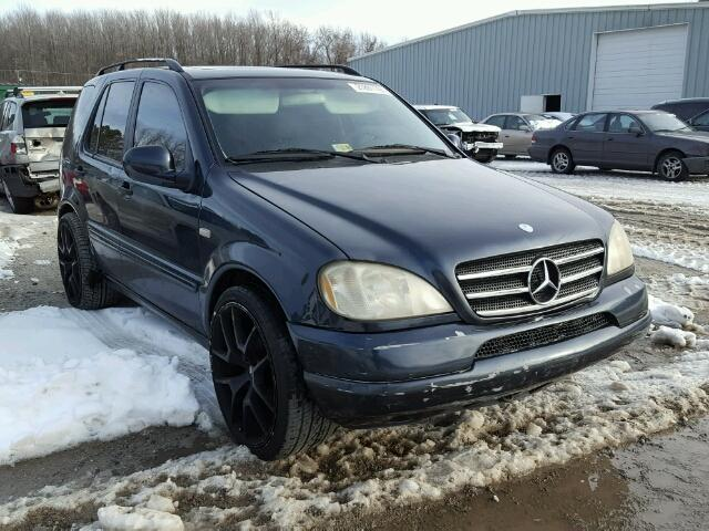 2000 mercedes benz ml 430 for sale va hampton. Black Bedroom Furniture Sets. Home Design Ideas