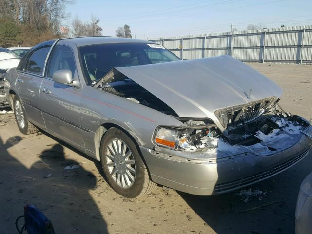 Auto Auction Ended On Vin 1lnhm82w23y621572 2003 Lincoln Town Car S