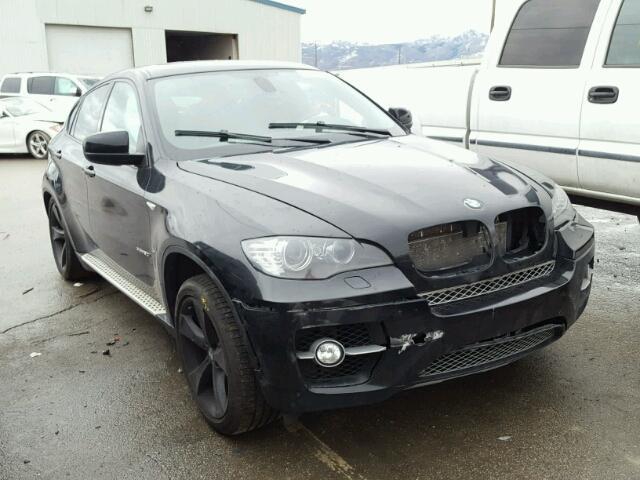 UXFGLZ BLACK BMW X On Sale In UT SALT LAKE - Black bmw x6