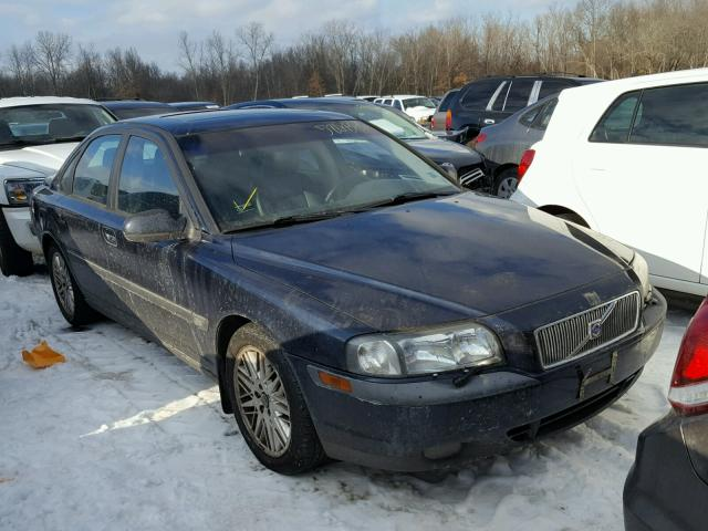 Yv1ts90d8x1054224 1999 Volvo S80 T6 Tur In Ct