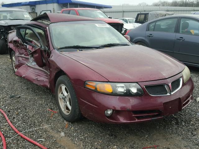 2002 Pontiac Bonneville 3 8l