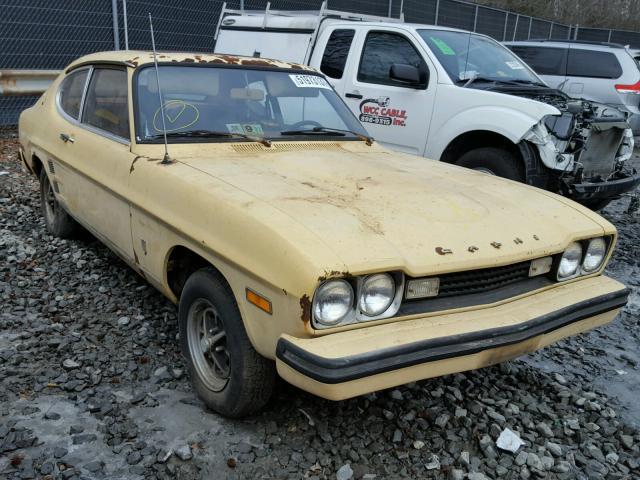 Auto Auction Ended On Vin Gaecpt20941 1974 Mercury Capri