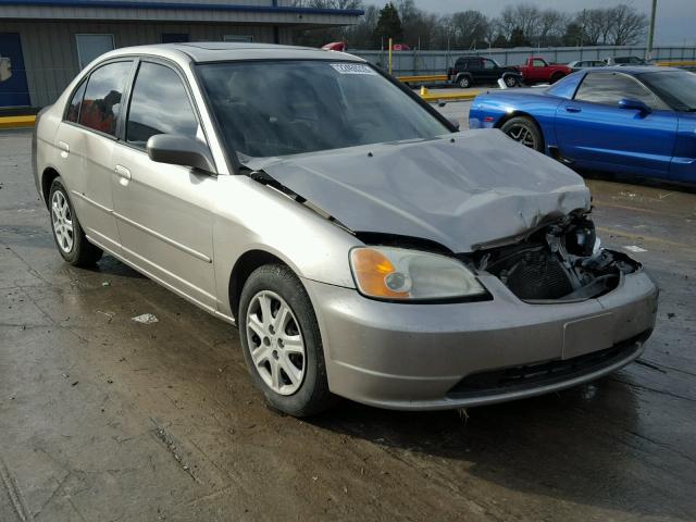 Auto Auction Ended On Vin 1hges26753l015467 2003 Honda Civic Ex In Tn Nashville