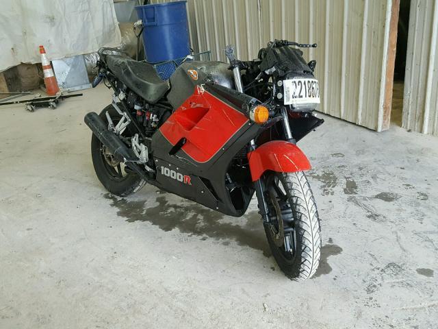 2001 KAWASAKI EX250 F 2