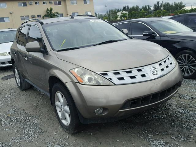 High Quality 2003 NISSAN MURANO SL 3.5L
