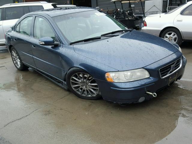 2007 VOLVO S60 2.5T 2.5L