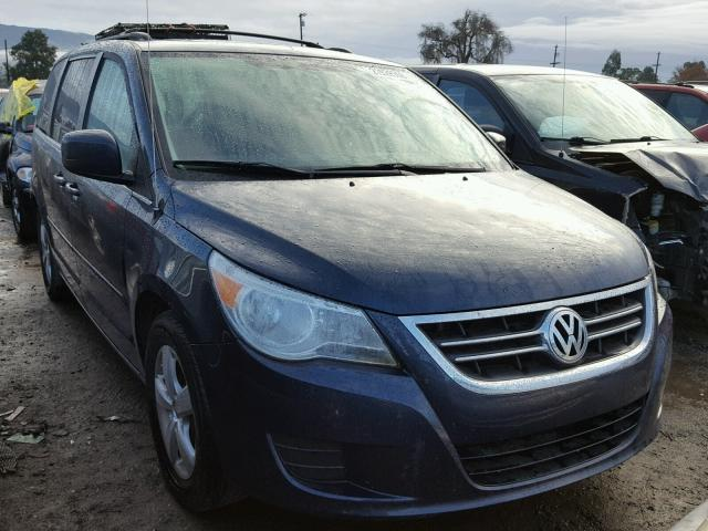 2009 volkswagen routan se for sale ca san jose. Black Bedroom Furniture Sets. Home Design Ideas
