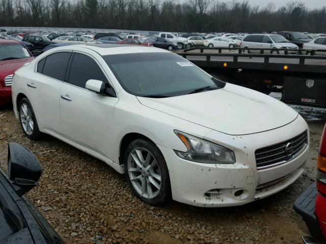 Auto Auction Ended On Vin 1n4aa51e19c822221 2009 Nissan Maxima S In