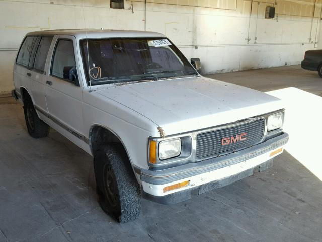 Auto Auction Ended on VIN: 1GKDT13Z6M2550522 1991