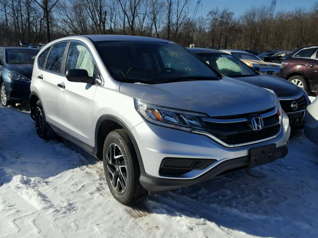 Auto auction ended on vin 2hkrm4h4xgh696129 2016 honda cr for 2016 honda cr v se