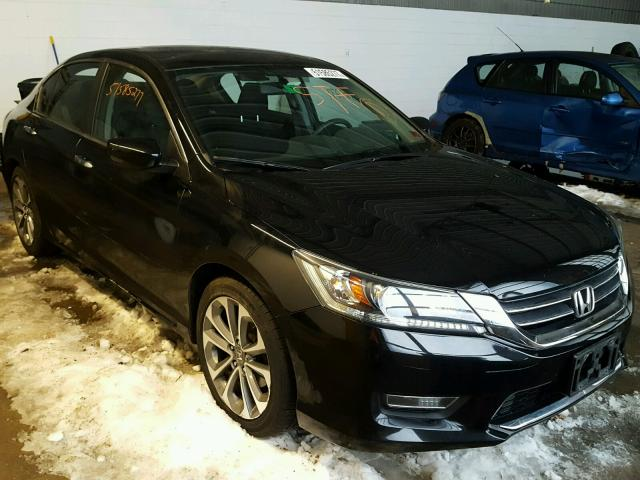 2013 honda accord sport for sale nh candia tue feb 13 2018 salvage cars copart usa. Black Bedroom Furniture Sets. Home Design Ideas