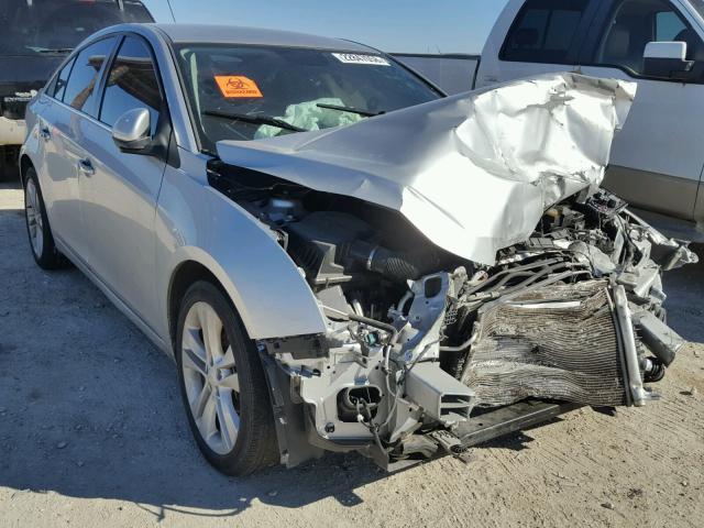 1G1PG5SB1G7152224 2016 Chevrolet Cruze Limi in TX - Waco