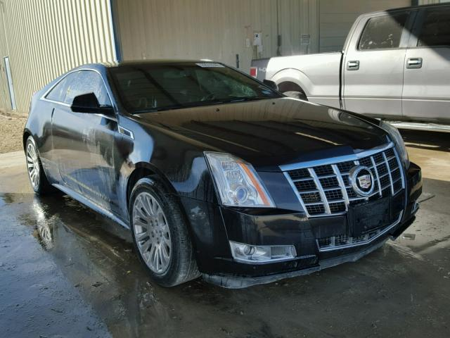 2012 CADILLAC CTS PERFOR 3.6L