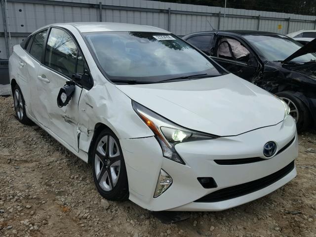 2017 Toyota Prius Photos Fl Tallahassee Salvage Car Auction On